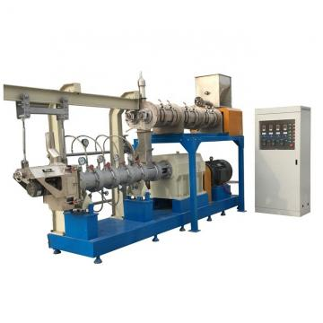 Pet Food Production Line / Pet Food Processing Machinery / Dog Food Making Machines