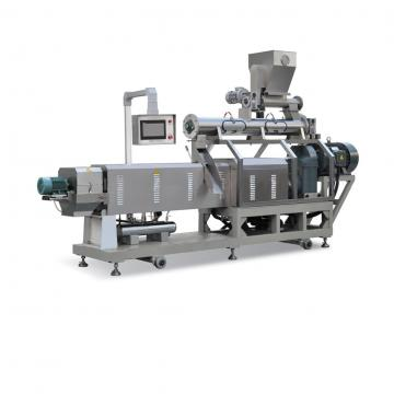Continuous Automatic Extruded Pet Food Production Line Making Machines with Great Reputation