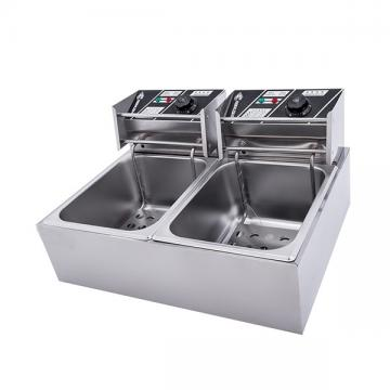 Dayi Large Capacity High Quality Continuous Fryer