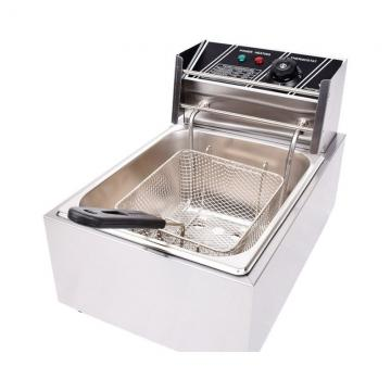 Mdxz-24 Chicken Fryer Machine/Chicken Gas Fryer Machine/Chicken Nugget Continuous Fryer