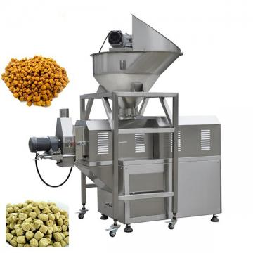 Animal Aquarium Pet Dog Catfish Monkey Fox Bird Floating Sinking Tilapia Shrimp Fish Feed Puff Snack Pellet Production Mill Food Processing Making Machine