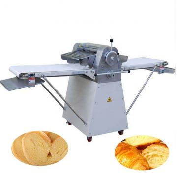 Roll Forming Machine Floor Stand Bread Maker Pastry Dough Sheeter Machine