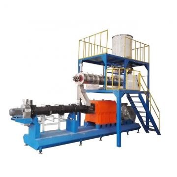2018 New Type Floating Fish Food Pellet Extruder