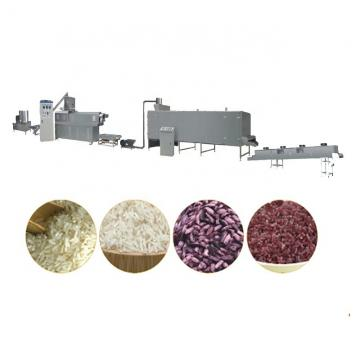 Instant Artificial Rice Porridge Extruder Machine Production Line
