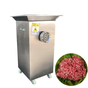 Industrial Meat Shredding Machine Meat Mincer / Frozen Meat Sausage Chooper