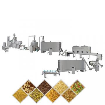 Hot Automatic Corn Flakes Food Extrusion Production Line