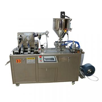 201906 - Lrc (1-5 tablets) Wipes Three-Piece Packaging Machine