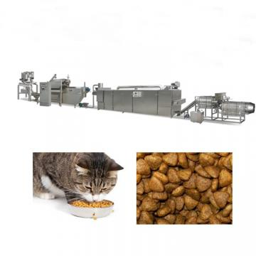 Animal Fish Feed Making Pet Food Pellet Mill Extruder Machine
