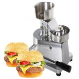 Automatic Hamburger Patty Meat Pie Chicken Nuggets Making Processing Line
